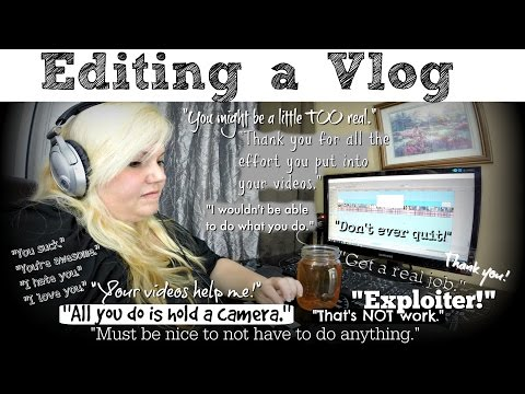 How I Edit a Vlog Time Lapse Video Editing