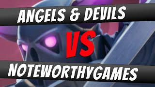 Clash of Clans Clan War vs LAND! (NWG) Pre War Hype! Ready To Rock!