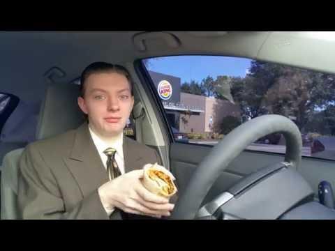 Burger King Whopperito - Food Review