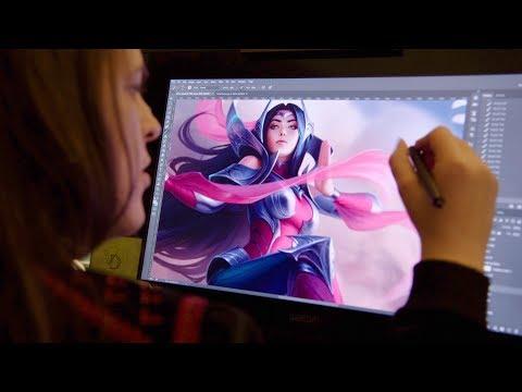 Remake di Irelia - Dietro le quinte | League of Legends streaming vf