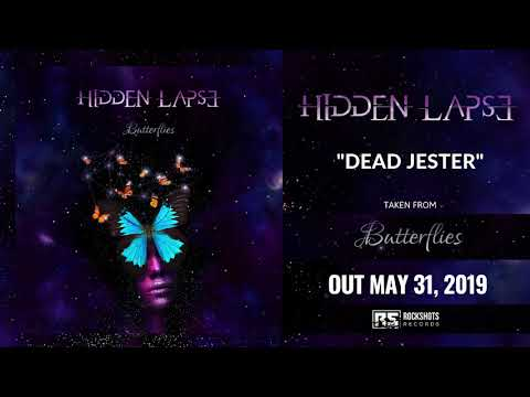 HIDDEN LAPSE - Dead Jester (OFFICIAL AUDIO)