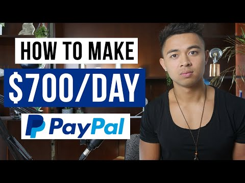 How To Make Money Online With PayPal (In 2021)