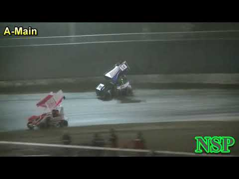 July 15, 2017 Clay Cup Nationals 600 Mini Sprints A-Main Deming Speedway