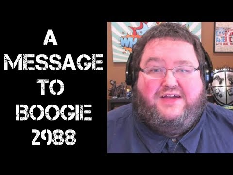 A Message To Boogie 2988