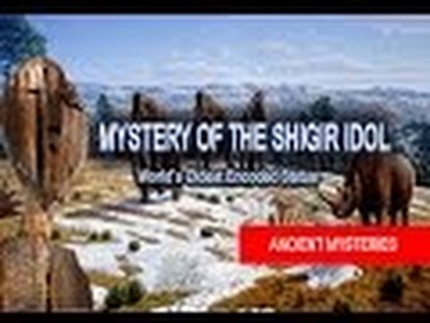 Mystery Of The Shigir Idol - World's Oldest Encoded Statue