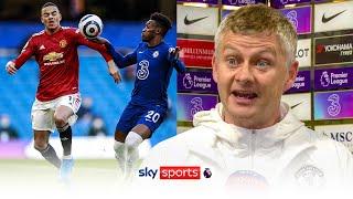 Solskjaer blames 'outside influences' for Man Utd NOT being awarded penalty against Chelsea