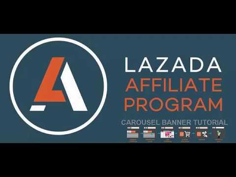 Cara Mendaftar Di Lazada Affiliate Program
