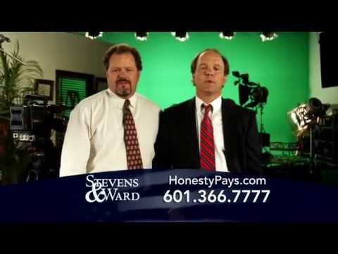 "Mississippi personal injury lawyers describe ""Honesty Pays"" in a segment called ""Not Our Office"""