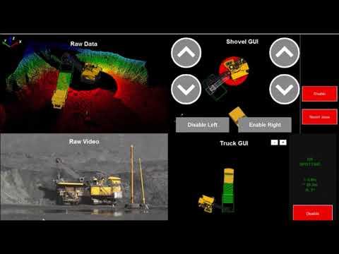 3D LiDAR - Mining Company Monitoring Heavy Jobs