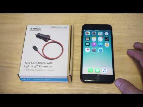 Best Car Charger For Iphone 7 / Iphone 7 Plus - Fliptroniks.com