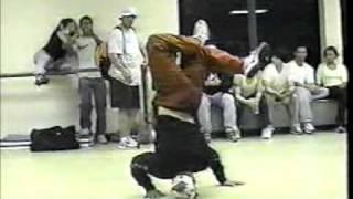 BBoy Battle - Bboy Ivan vs Iron Monkey