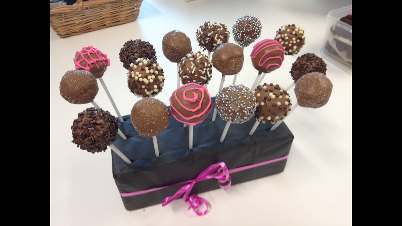 Christmas Cake Pops To Buy
