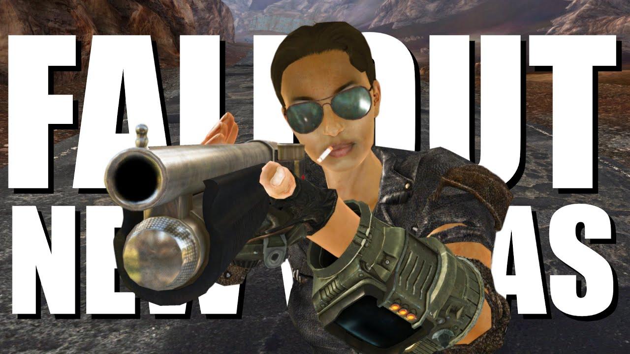 Fallout New Vegas #2   Legion Attack