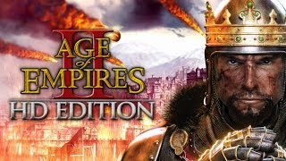 Age Of Empires 2 HD SP33DY & Jahova vs Deluxe & Sidearms Episode 1