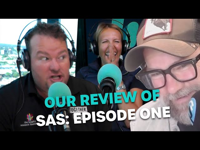 Our Review Of SAS: Episode 1 |Bec Cosi & Lehmo