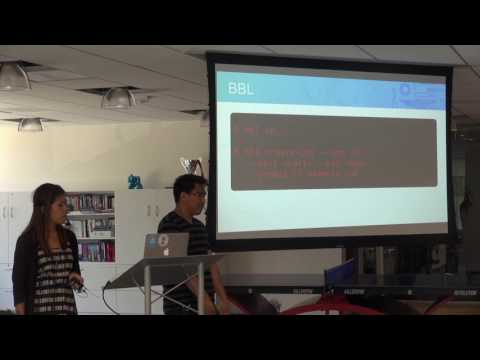 Deploying Cloud Foundry Locally with BBL — Angela Chin, Christian Ang