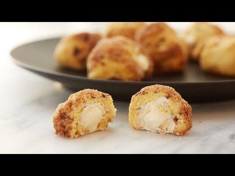 Copycat Cinnabon Balls - YouTube