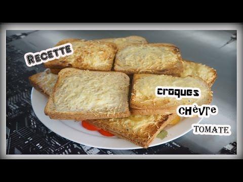 [recette-#2]-croques-au-chèvre-et-à-la-tomate