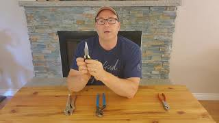 Tool Tuesday - Pliers