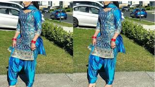 Punjabi Suits Designs idea For women