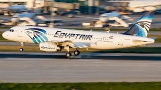 EgyptAir Jet Crashes In Mediterranean Sea