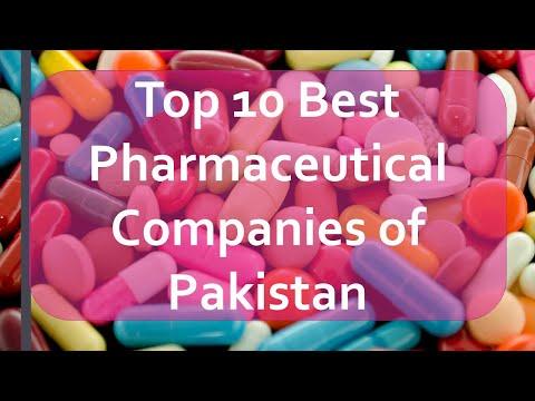 Top Ten Pharmaceutical Companies|| Pakistan