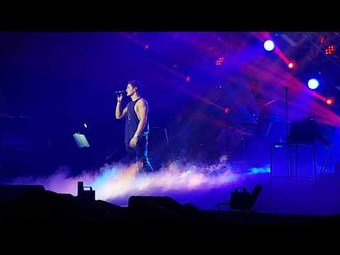 Matteo Guidicelli sings Superman at Hey Matteo concert