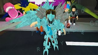 I'm taking this Kagune to new heights! Roblox: Ro-Ghoul