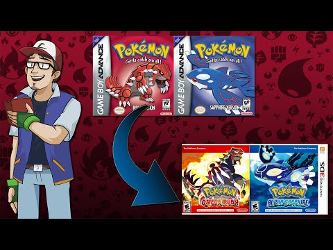 How To Migrate From Ruby/Sapphire To Omega Ruby Alpha Sapphire
