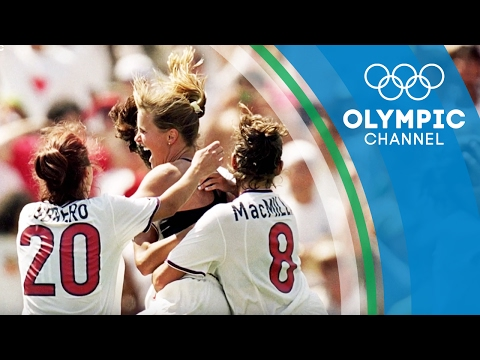 The Magnificent 7, USA Women's Soccer, and Atlanta's enduring Olympic legacy | Flame Catchers