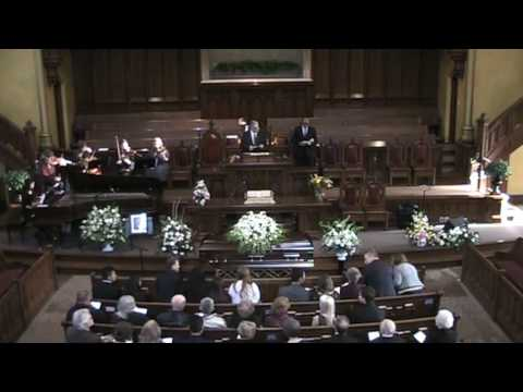 Celebration of Life Service for Rudy Bauman