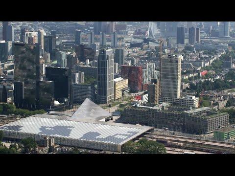Guus Bok - Rotterdam Leeft In Mij (Officiële 4K Video)