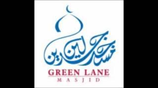 Taraweeh Prayer Lead By Abu Bakr Mansha - Green Lane Masjid