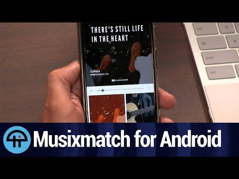 Musixmatch for Android