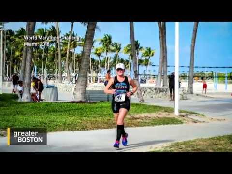 Belmont Native, Becca Pizzi, Runs Second World Marathon Challenge