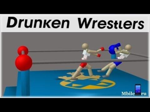 Обзор игр #3 - Пьяные рестлеры(Drunken Wrestlers)