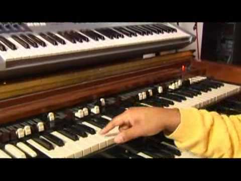 Organ Lessons: Names of Keys