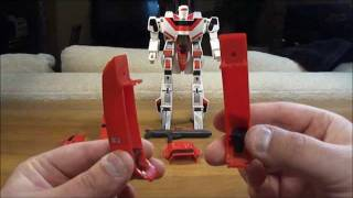 G1 Transformers Review: Jetfire AKA Skyfire Transformer