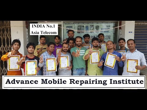 Advance Chip Level Mobile Repairing Course - Join Now ( India No.1 Mobile Training Institute )
