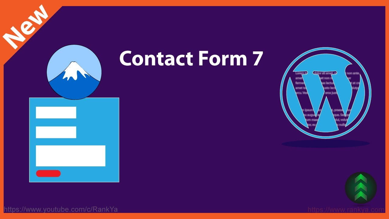 How to Fix WordPress Contact Form 7 Configuration Errors - YouTube