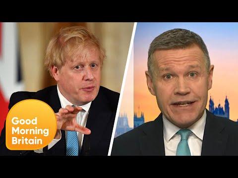 Is the UK's Battle Plan Against Coronavirus Working? | Good Morning Britain