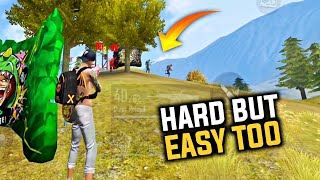 DUO VS SQUAD || IT IS HARD TO SURVIVE IN THAT CRITICAL SITUATION || FREE FIRE MOBILE !!!