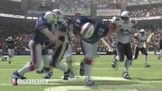 Backbreaker (PS3 X360) - TV Spot trailer