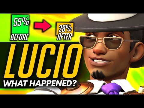 Overwatch | What Happened To Lucio?