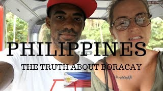 The TRUTH About People Being Kicked Off BORACAY ISLAND