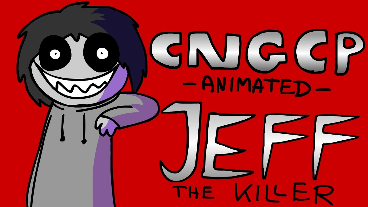 Czas Na Gównianą Creepypaste Animated Jeff The Killer Youtube