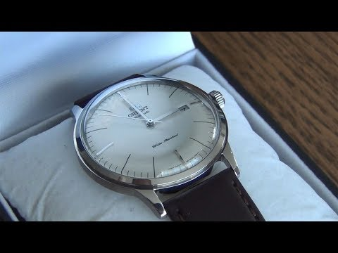 Orient Bambino Generation 2 Version 3 Automatic - Unboxing