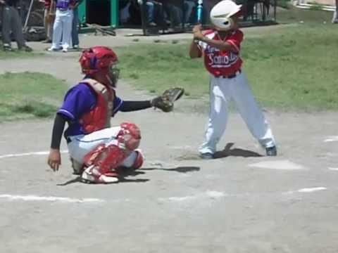 Baseball infantil AA Somotillo 2012 INAC