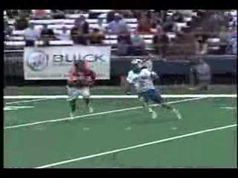Mike Powell Syracuse lacrosse highlights