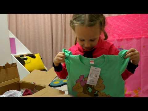 Где в интернете купить красивые  недорогие детские вещи от мисс Арина тв